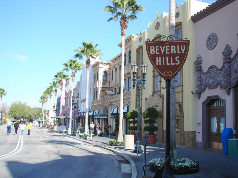 Beverly Hills Bus Tours