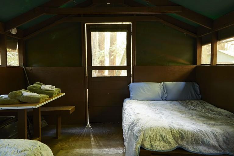 Big Basin Tent Cabins