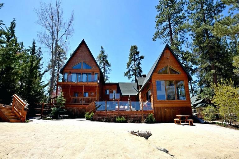 Big Bear Cabin Rentals Pet Friendly