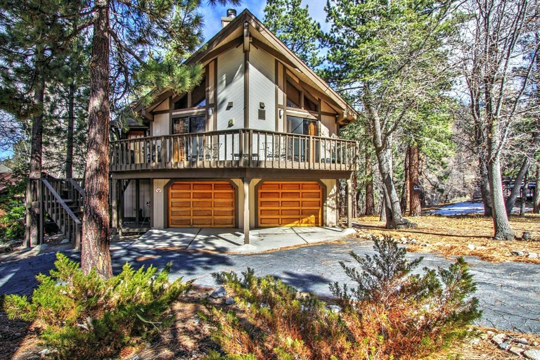 Big Bear Military Cabins