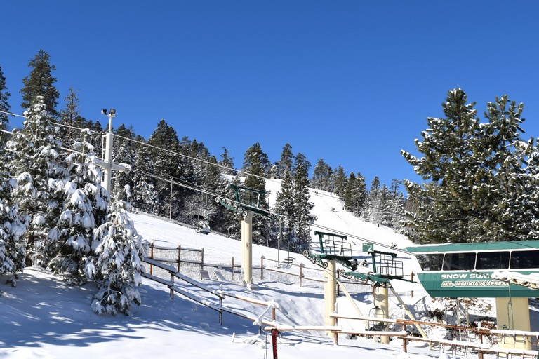 Big Bear Ski Resorts
