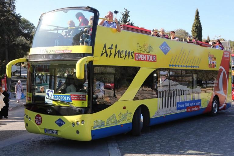 Big Bus Tours Coupon