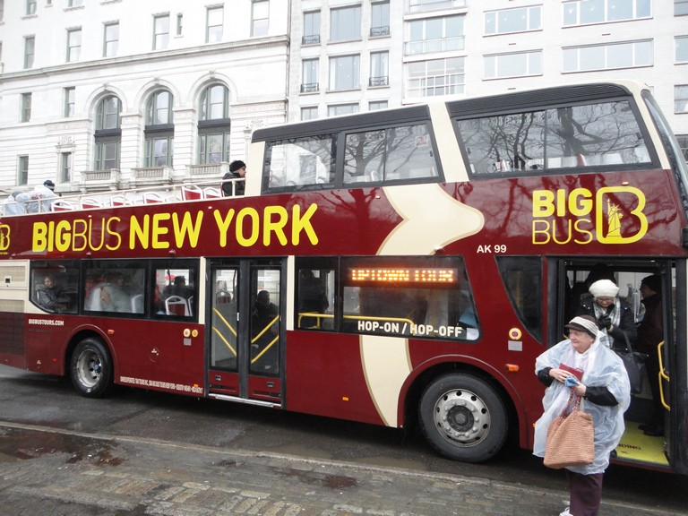 Big Bus Tours Nyc