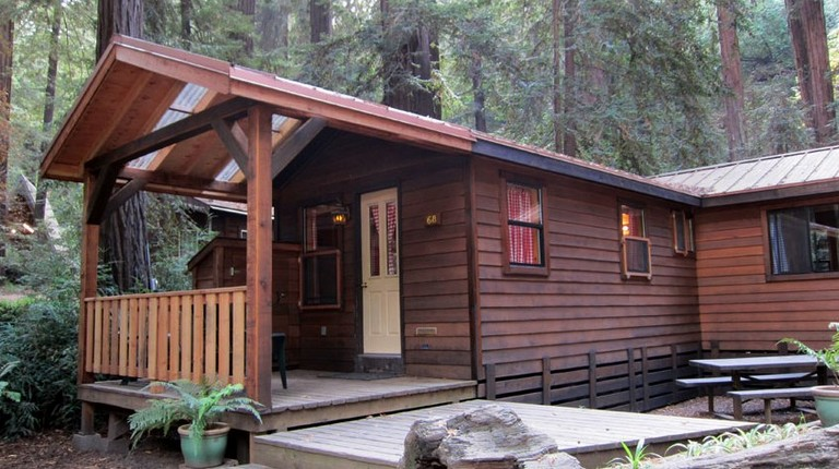 Big Sur Cabins And Campground