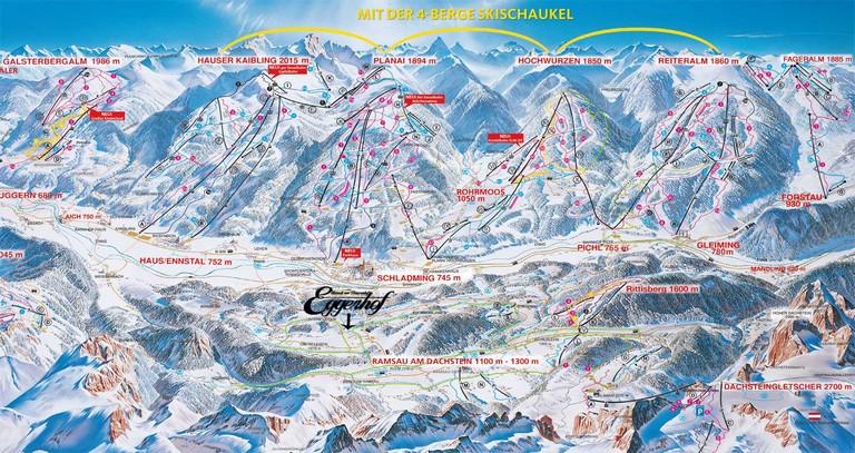 Biggest Ski Resort In The World