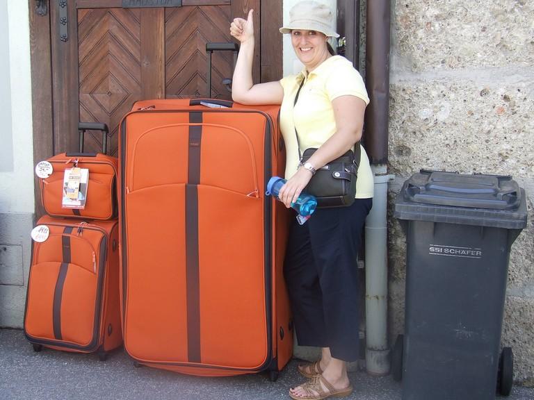 Biggest Suitcase