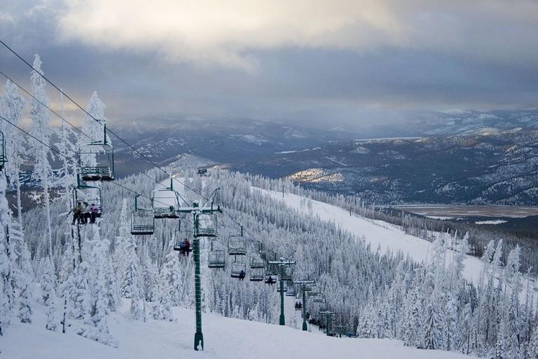 Blacktail Ski Resort
