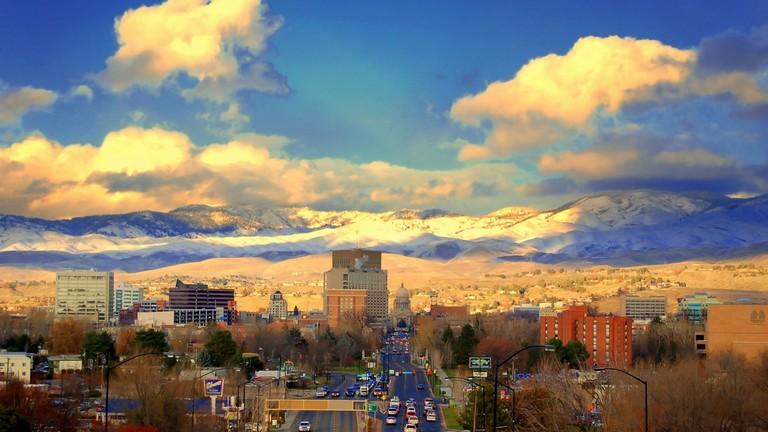 Boise Tourism