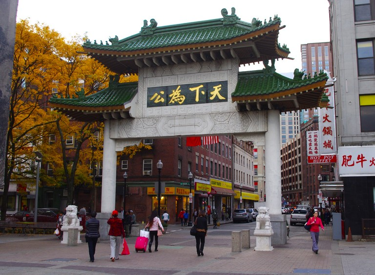 Boston Chinatown Travel Agency