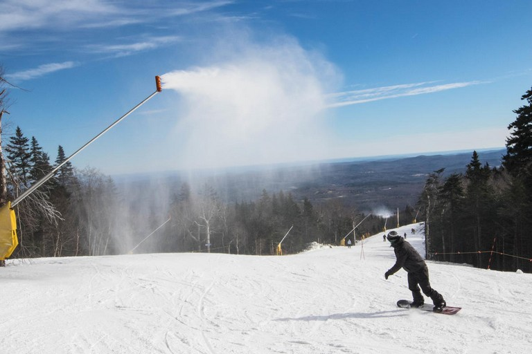 Boston Ski Resorts