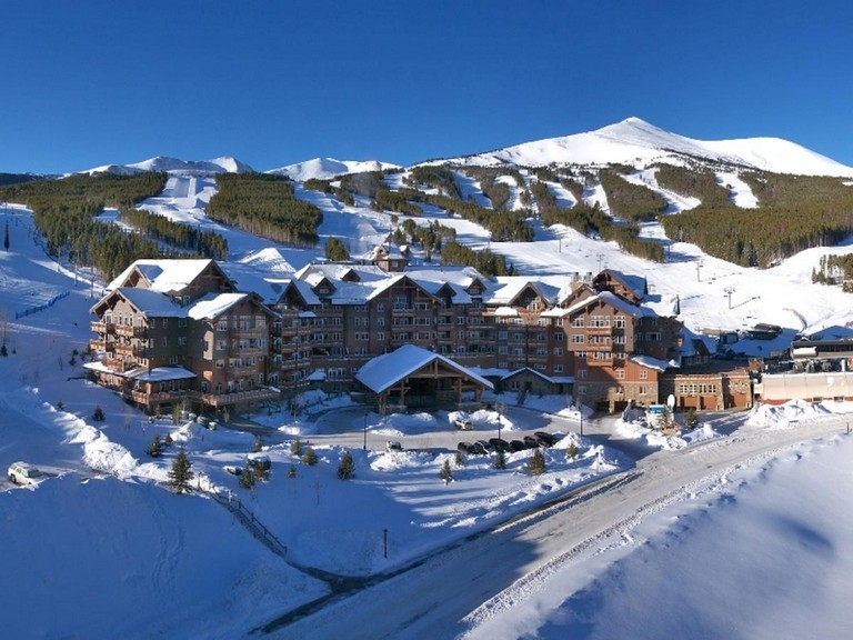 Breckenridge Ski Resort Lodging
