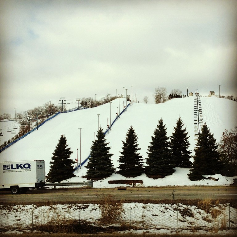 Buck Hill Ski Resort