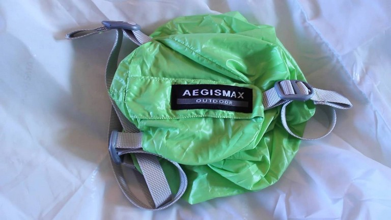 Budget Backpacking Sleeping Bag