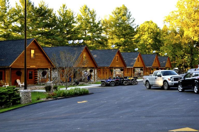 Buffalo Trail Cabins
