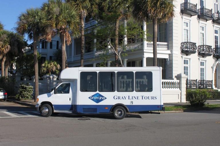 Bus Tours Charleston Sc