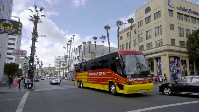 Bus Tours In Los Angeles