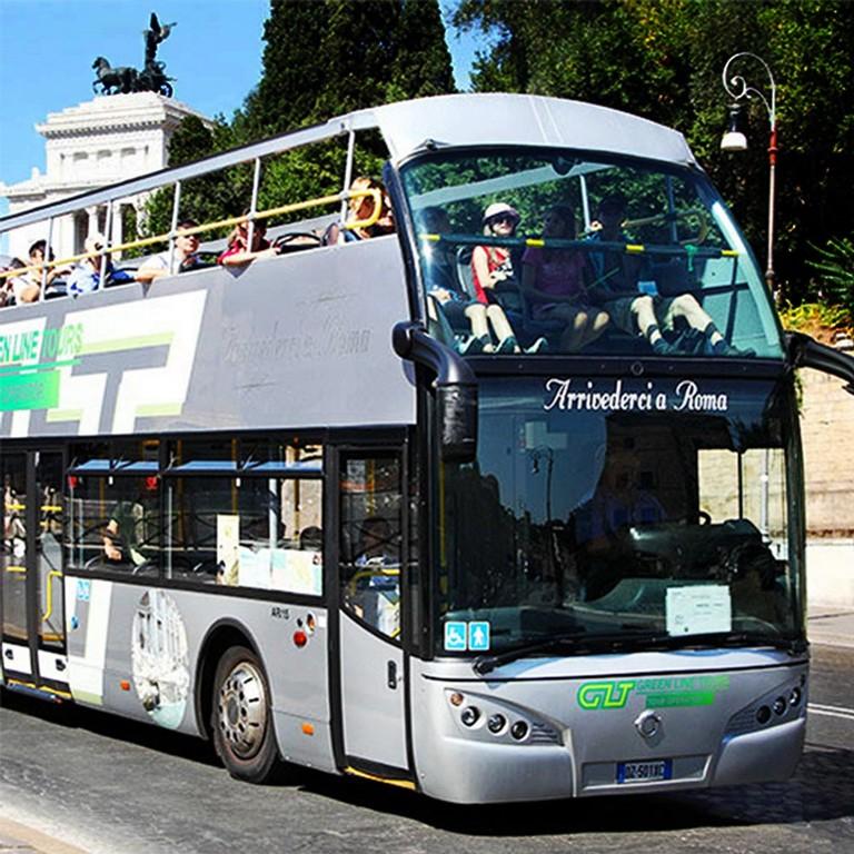 Bus Tours Italy