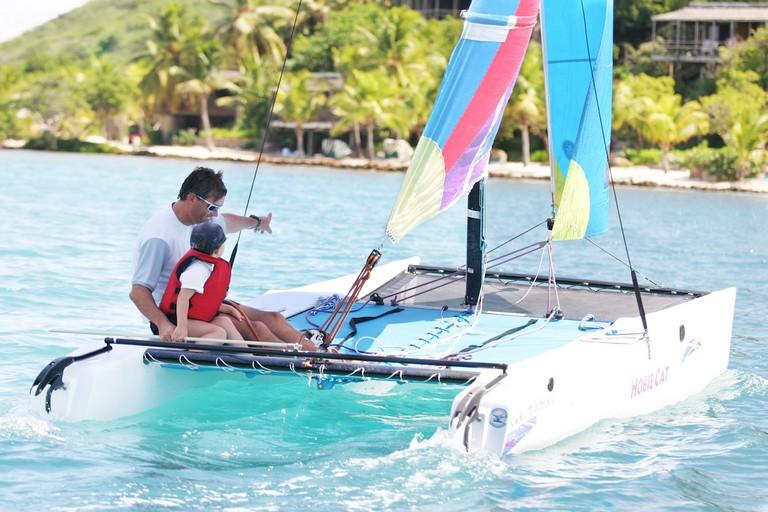 Bvi Sailing School