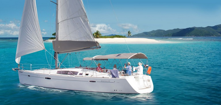 Bvi Sailing Vacations