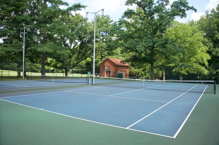 Cabin John Indoor Tennis