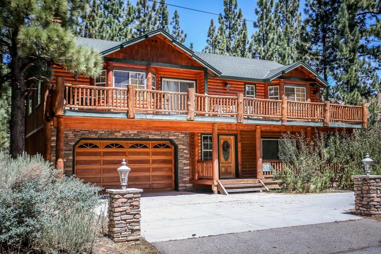 Cabins At Big Bear