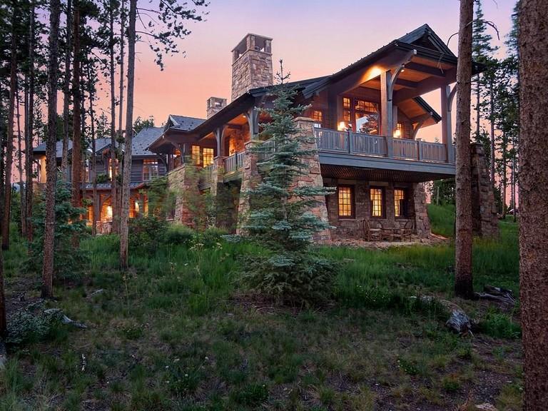 Cabins In Breckenridge Co