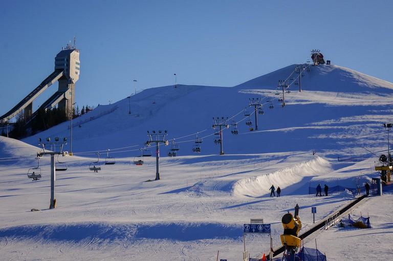 Calgary Ski Resorts