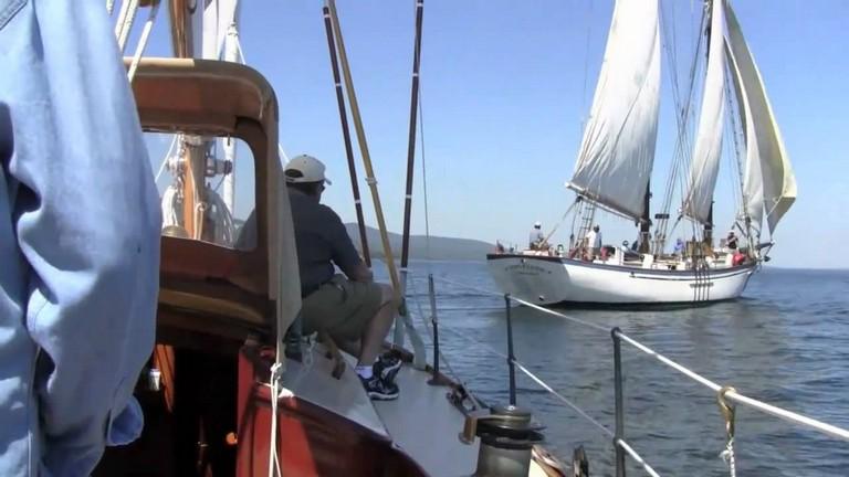 Camden Maine Sailing