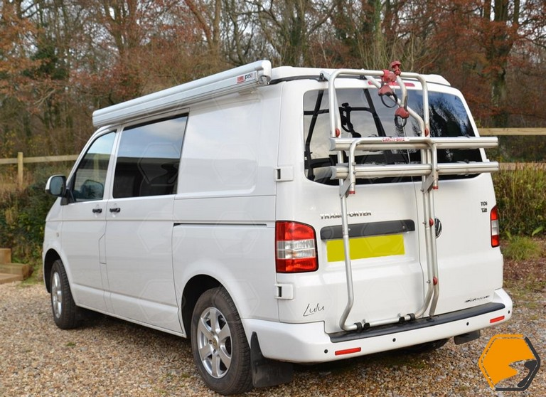 Campervan Bike Rack