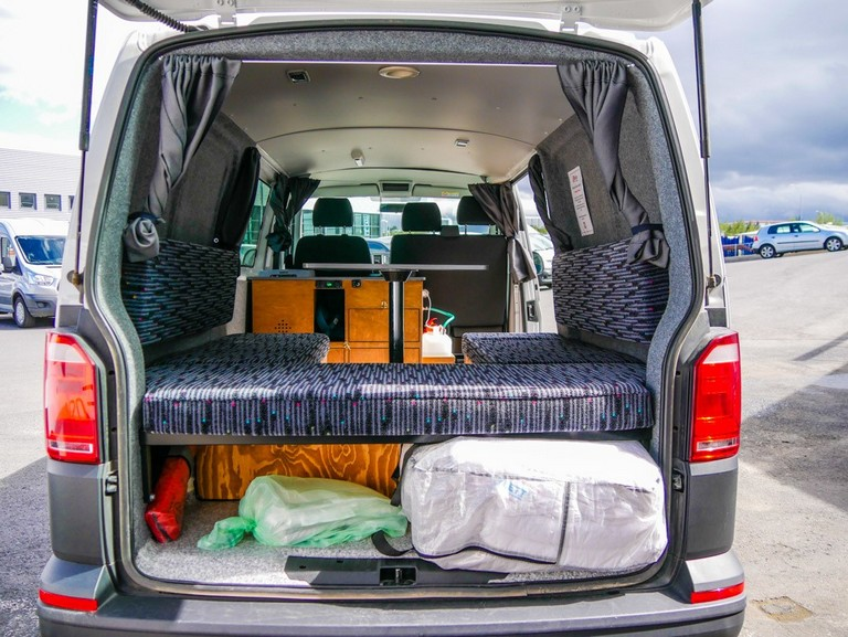 Campervan Iceland Review