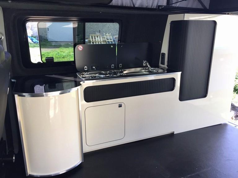 Van Interior Kits Authentic Camper Campervan Conversion Furniture Units For Swb Extra For
