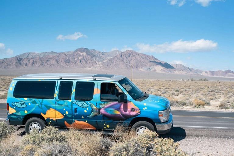 Campervan Las Vegas