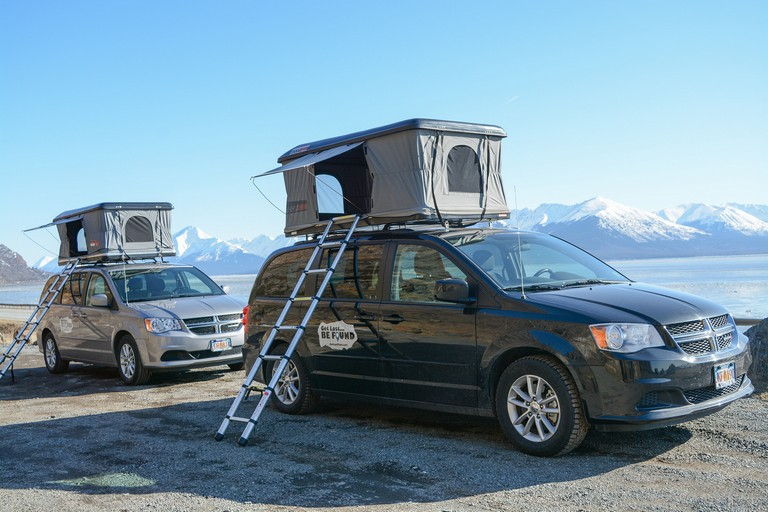 Campervan Rental Alaska