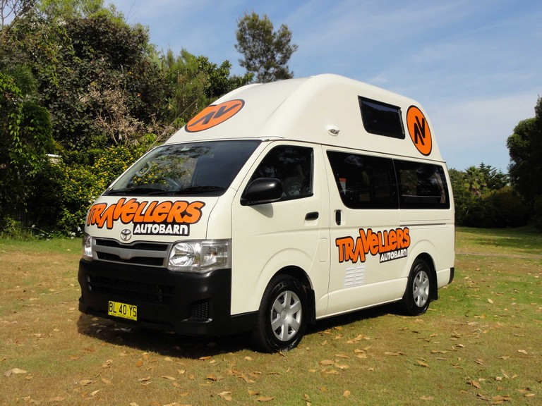 Campervan Rental Auckland