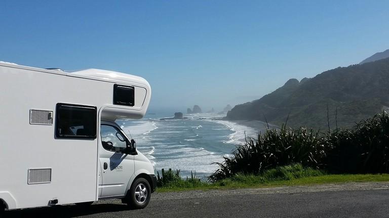 Campervan Rental Christchurch