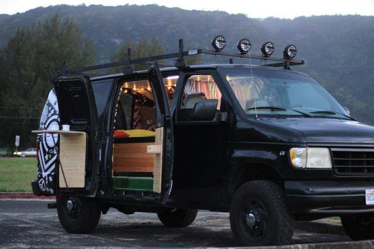 Campervan Rental Hawaii