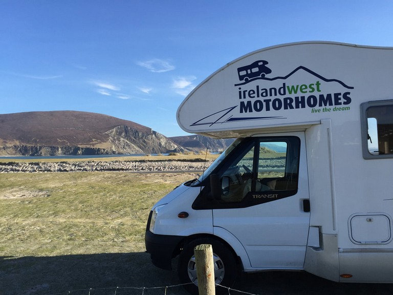 Campervan Rental Ireland