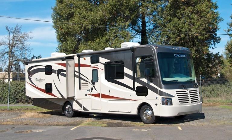 Campervan Rental Oregon