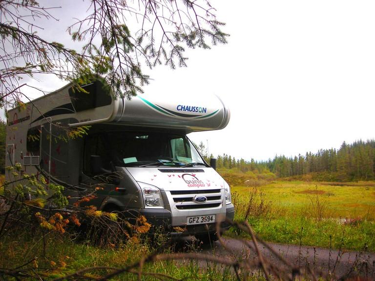 Campervan Rental Scotland