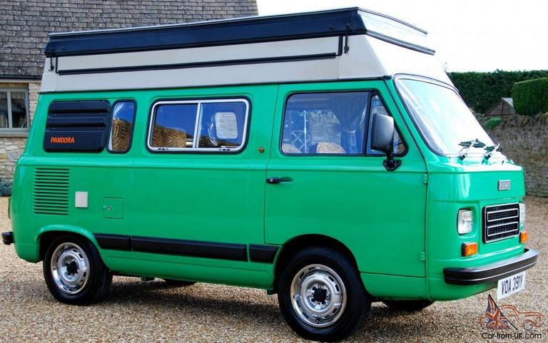 Campervans For Sale Ebay