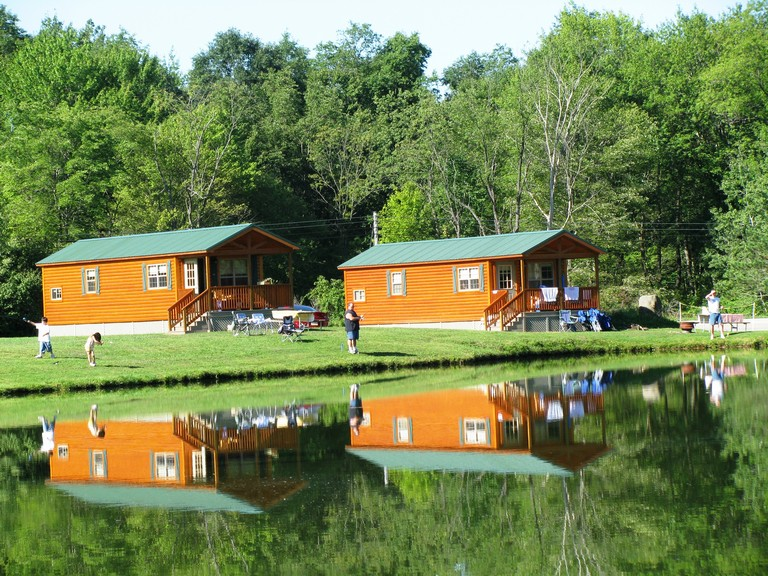 Campgrounds In Pa With Cabins Cabin Camping Camping Cabin Rentals Koa Campgrounds