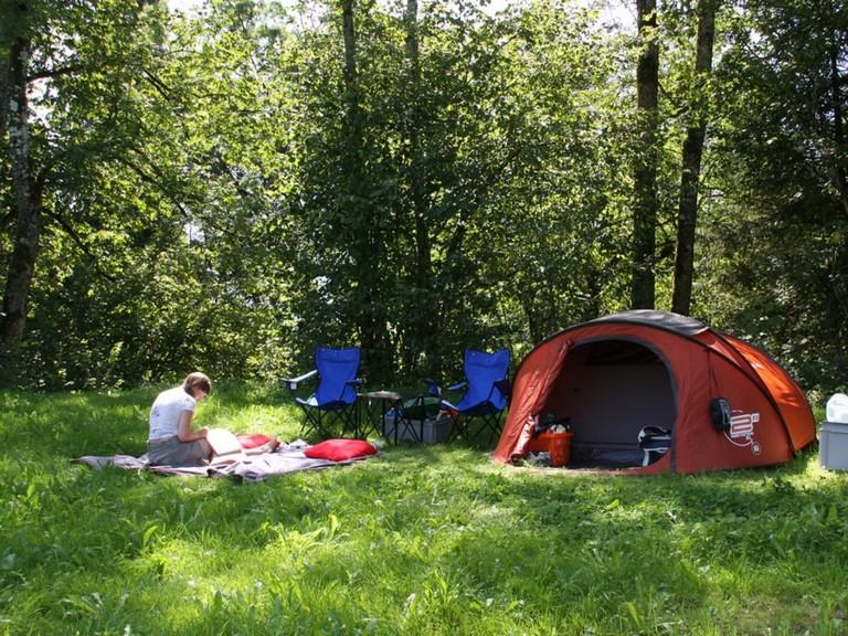 Camping In North Georgia