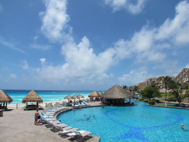 All Inclusive Family Resorts In Cancun Mexico Paradisus Cancun All Inclusive Resort