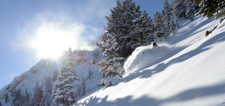 Canyon Ski Resort Utah