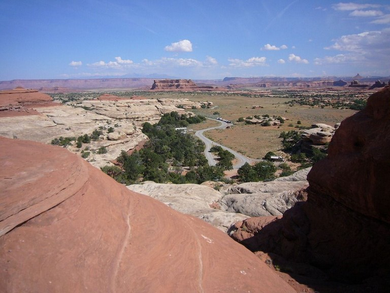 Canyonlands National Park Campground
