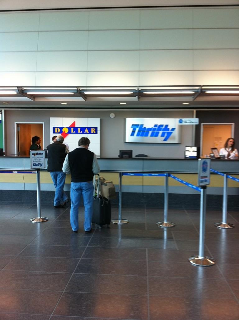 Car Rental Anchorage Airport