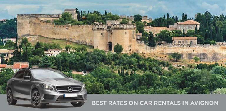 Car Rental Avignon