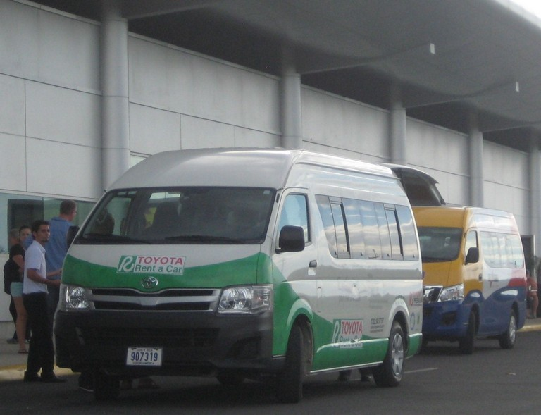 Car Rental Costa Rica San Jose Airport