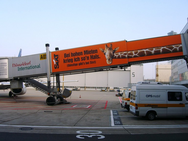 Car Rental Dusseldorf Airport
