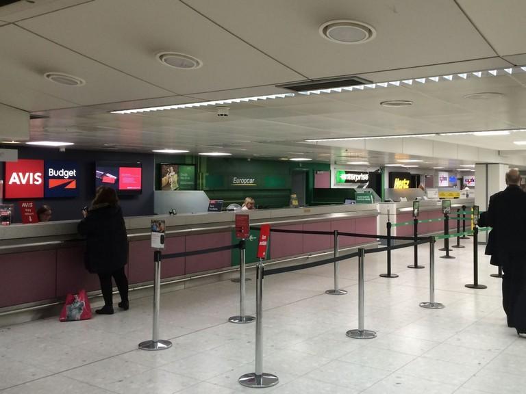 Car Rental Glasgow Airport